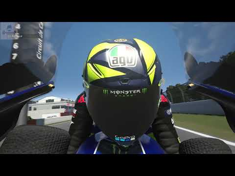 Multicam MotoGP20  Game play  [PC 1080p 60FPS] |