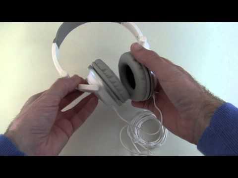 Audio Technica ATH-SJ55 Headphones Review