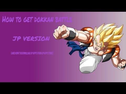 How To get Dokkan battle JP VERSION