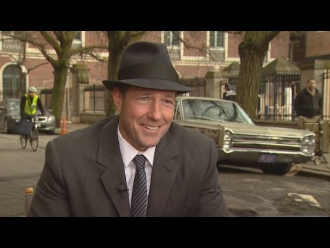 Ed Burns' Advice For Making It In Hollywood: 'Be Passionate and Be Tenacious'