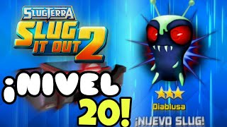 ¡SUBO A NIVEL 20 A DIABLUSA! / SLUGTERRA SLUG IT OUT 2 / SPLASH screenshot 4
