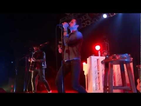 Kris Allen - Monster - The Music Farm, Charleston - 1/19/13