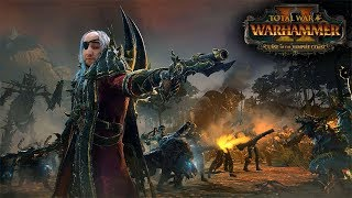 [18+] Шон играет в Total War: Warhammer II Curse of the Vampire Coast (PC, 2017)
