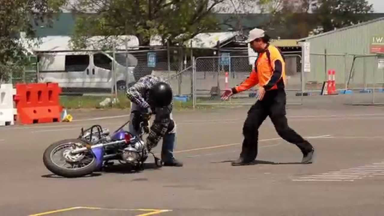 Q Ride, VIC, NSW & ACT Motorcycle Training Courses | Stay Upright