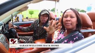 WELCOME BACK HOME  MY SISTER SARAH NAKAKANDE