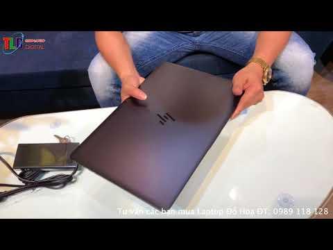 Laptop HP Zbook Studio G4 Chiếc Máy Tính Doanh Nhân Có Cấu Hình Khủng Nhất Của HP 2018