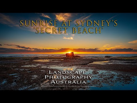 Australian Landscape Photography - Turimetta Beach
