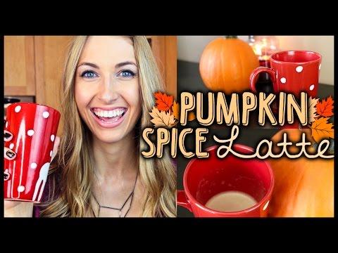 ☕ DIY Starbucks Pumpkin Spice Latte Recipe
