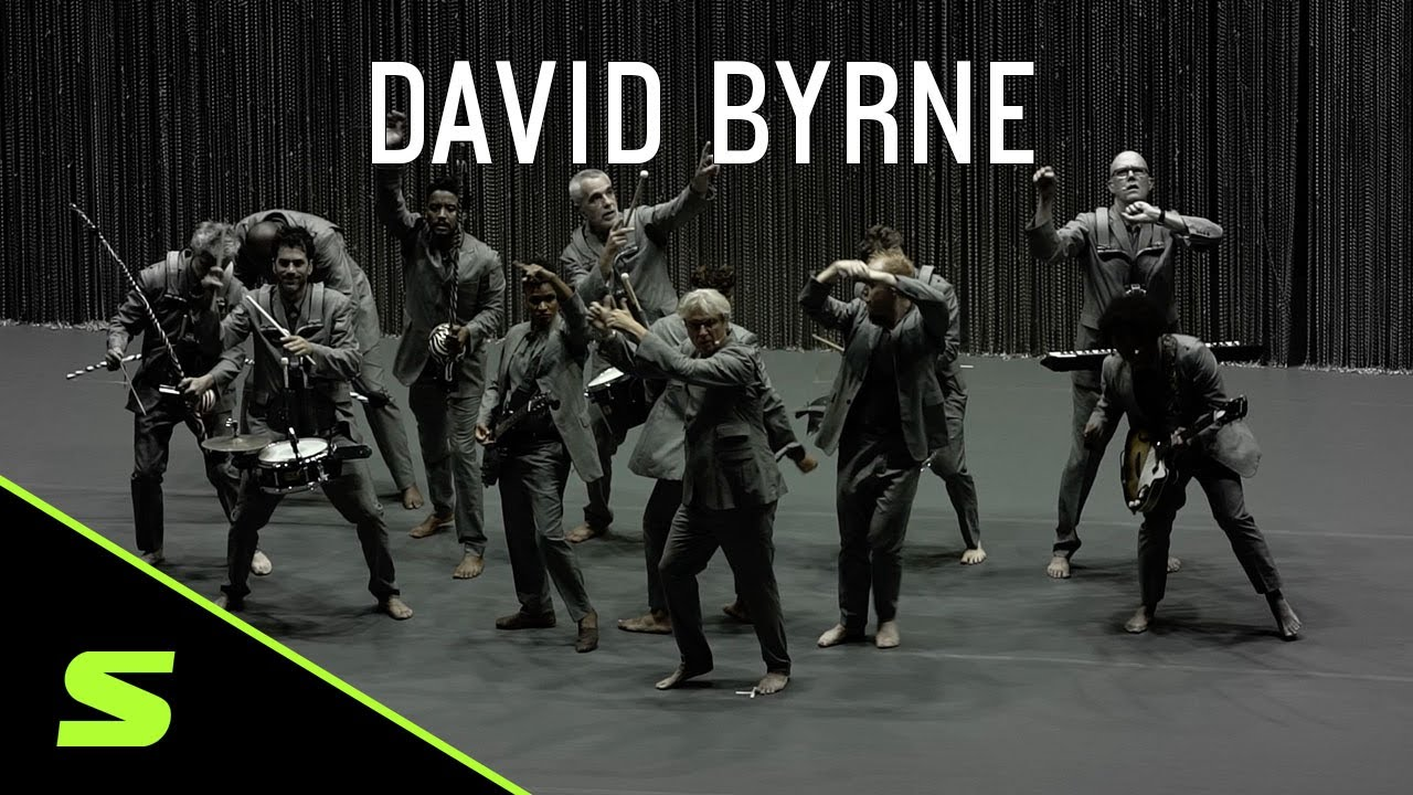 Shure Customer Success Stories with Axient Digital | David Byrne