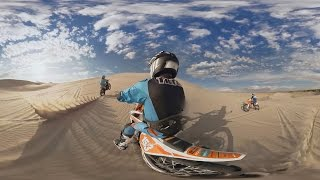 GoPro VR: Sand Dune Jumping with Ronnie Renner thumbnail