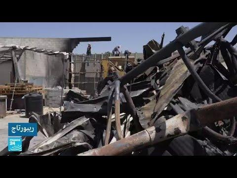 محو آثار الغارات الإسرائيلية الأخيرة على قطاع غزة قد يستغرق سنوات طويلة  - نشر قبل 2 ساعة