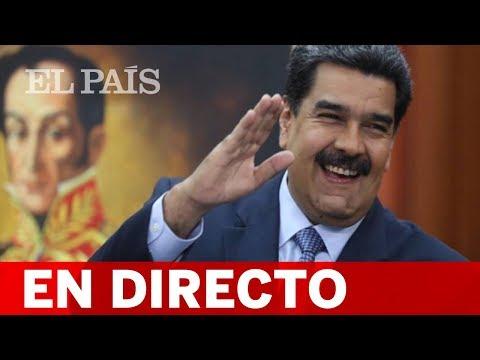 Directo: La toma de posesión de NICOLÁS MADURO