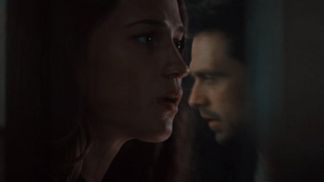 I want to love you but I don't know if I can | Lara x Bucky