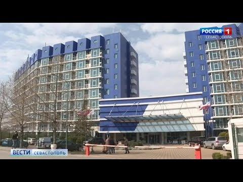На карантине в отеле «Аквамарин» находятся 50 человек