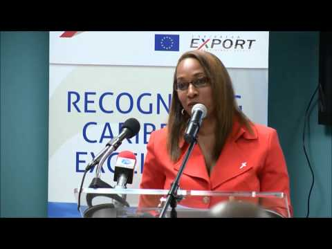 Caribbean Exporter of the Year Awards 2015