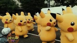 Lagu Goyang Cari Pokemon Dance Video Remix New Pikachu Dance 2017