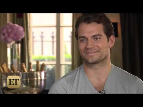 Henry Cavill Responds to Those  Fifty Shades Darker Rumors
