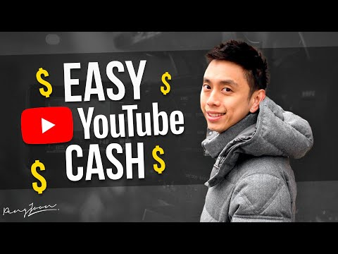 How To Make Money On Youtube WITHOUT Making Videos 2020 - (REAL Make Money Online Strategy)