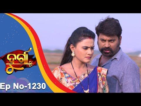 Durga | Full Ep 1230 | 16th Nov 2018 | Odia Serial - TarangTV
