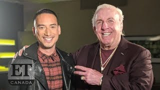 Ric Flair Shares His Picks For Future WWE Hall Of Famers | THE TITLE SHOT