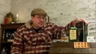 whisky review 335 (1/2) - Buchanans 12yo
