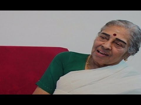 Dr. Leela Omchery about the contrasts of Sopana and Carnatic music, Interview Part 5