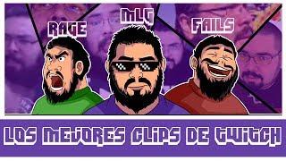 Los Mejores clips de Twitch   Rage   Fails   MLG Plays   omg   777 semana 10