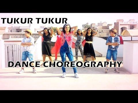 Tukur Tukur OFFICIAL VIDEO dance masti   DILWALE   Shahrukh Khan by beauty n grace dance academy  
