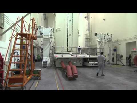 Payload to Pad for Next Shuttle Launch
