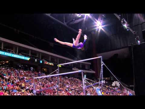 Aliya Mustafina - Uneven Bars - 2011 AT&T American Cup