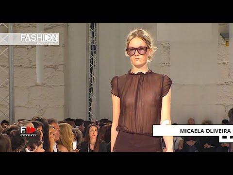 MICAELA OLIVEIRA - Portugal Fashion Fall Winter 2017 2018 - Fashion Channel