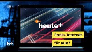 Netzneutralität - Warum ist sie wichtig? - heuteplus | ZDF