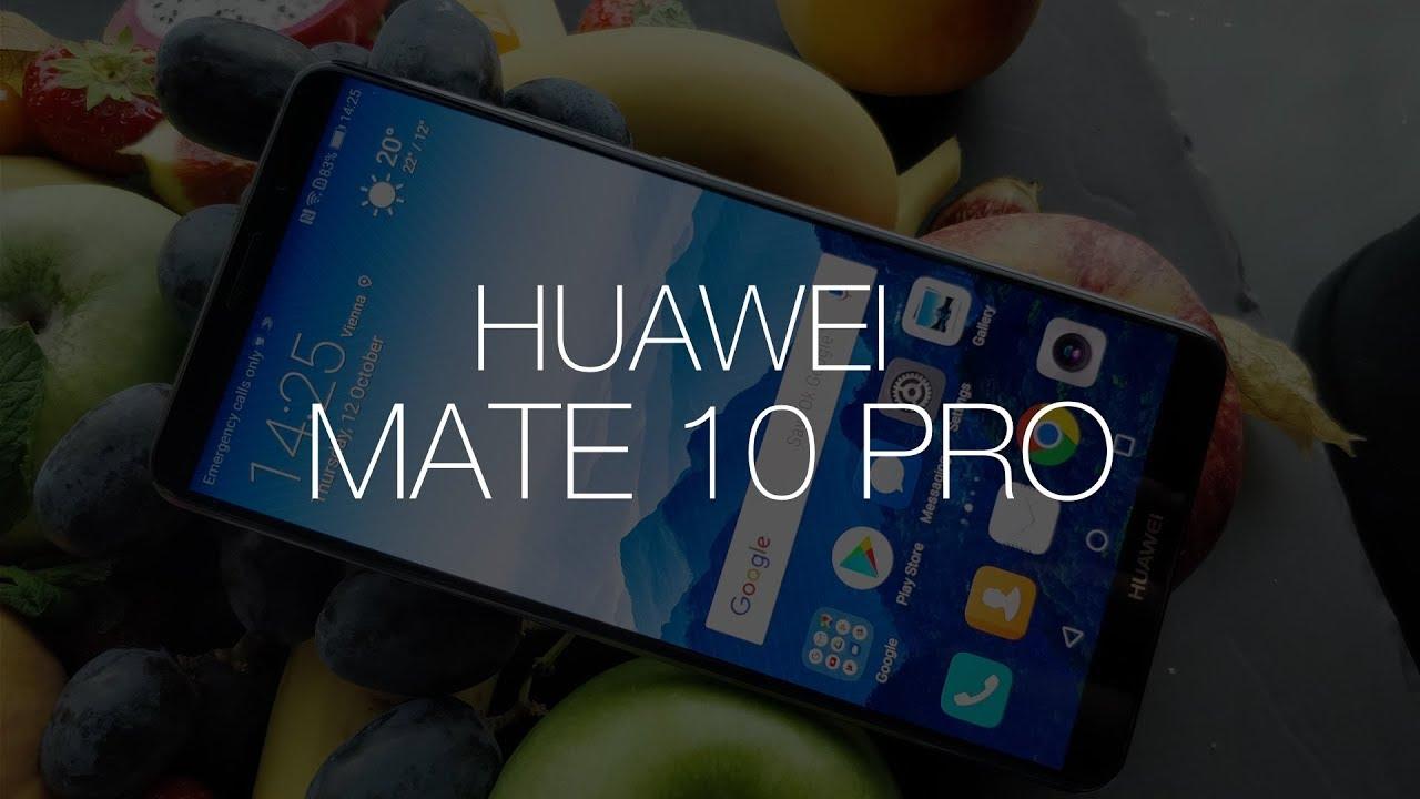 Wszystko o Huawei Mate 10 Pro