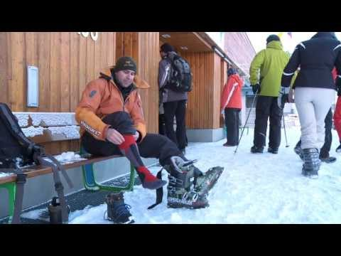 Урок 2 - Как подобрать ботинки для горных лыж