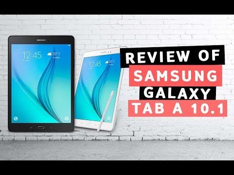 Samsung Galaxy Tab A  10.1 Review