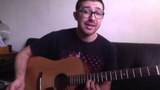 How To Play Brown Eyed Girl Riff - Van Morrison - Acoustic Guitar Lessons for Beginners