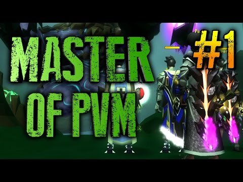 Runescape - Master of PVM: All Boss Pets & Drops - Episode 1