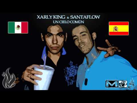 Santaflow Feat Charly King - Un Cielo Común