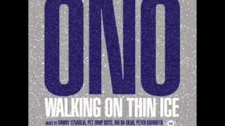 Walking On Thin Ice (FK EK Vocal Mix - Edit)