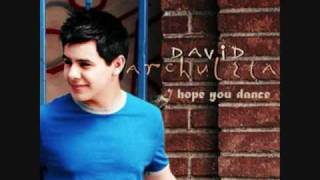David Archuleta - I Hope You Dance Resimi