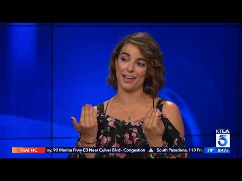 """Victoria Arlen on her Inspiring Story in New Book """"Locked In"""""""