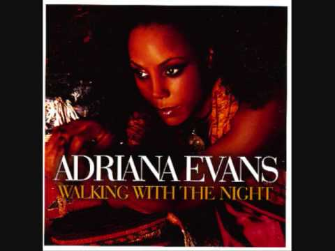 ADRIANA EVANS-SUDDENLY