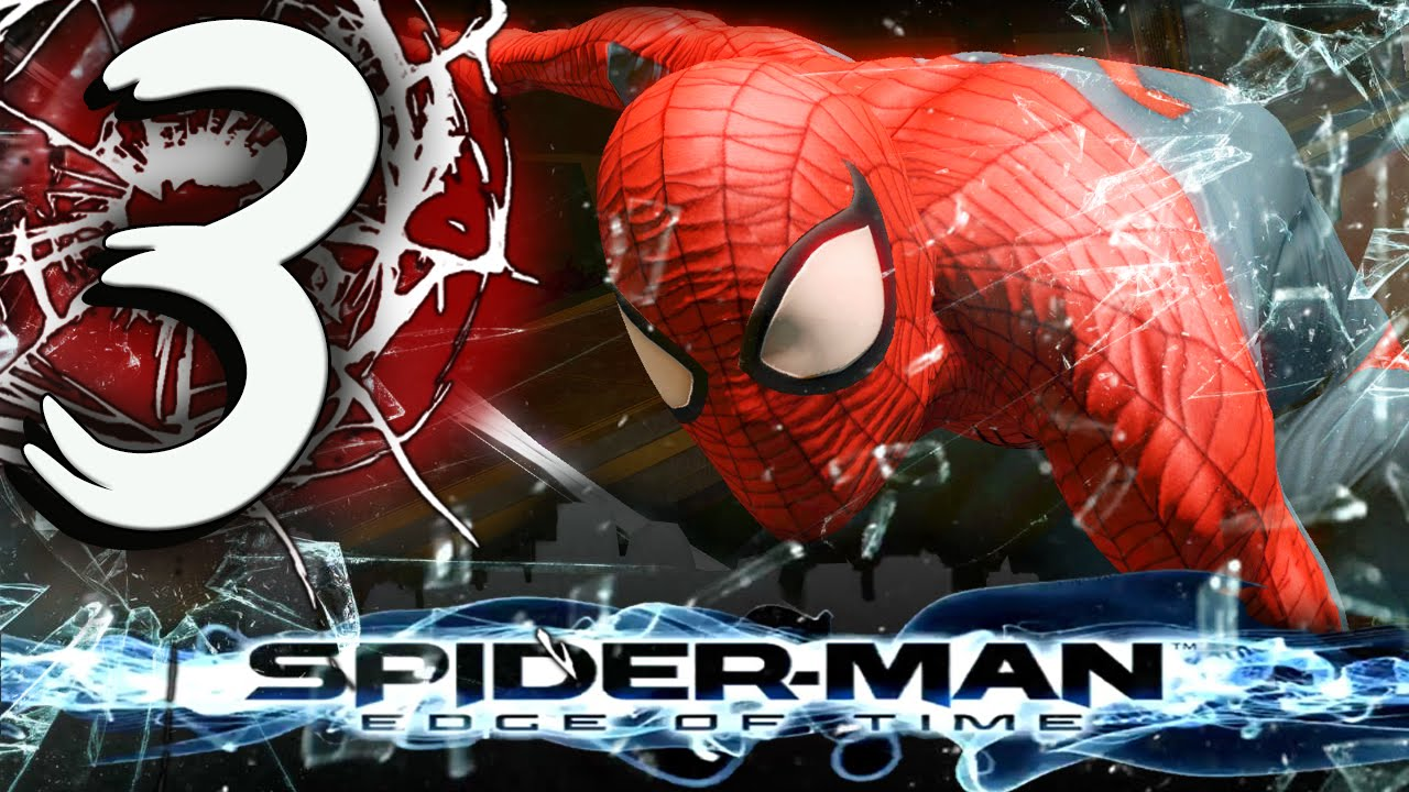 SPIDER-MAN Edge of Time - Part 3 Quantum Causality Robot Stuff
