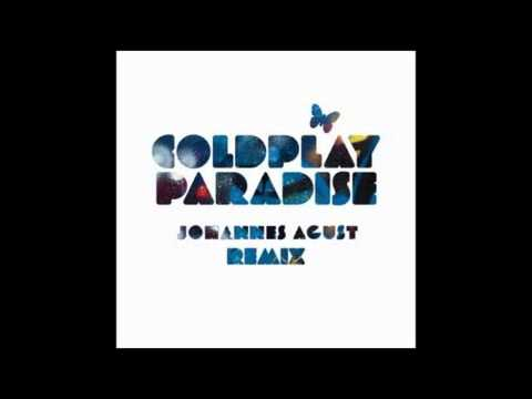 Coldplay Paradise  dubstep remix