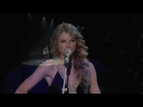 Taylor Swift - Today Was A Fairytale (  Live 2008 )