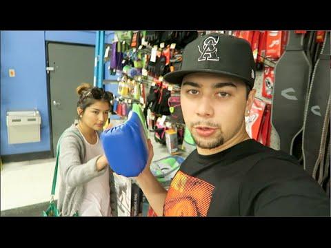 Breaking Her Neck! (Vlog #118)