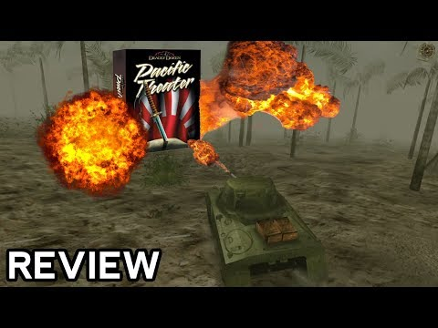 Deadly Dozen: Pacific Theater review - minimme