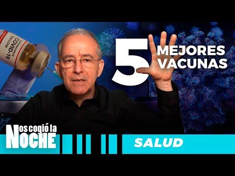 Las 5 MEJORES VACUNAS Hasta Hoy, Oswaldo Restrepo - Nos Cogió La Noche
