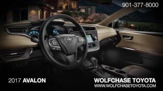 2017 Toyota Avalon   Wolfchase Toyota