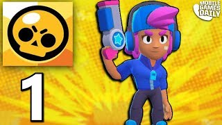BRAWL STARS - Gameplay Part 1 (iOS Android)